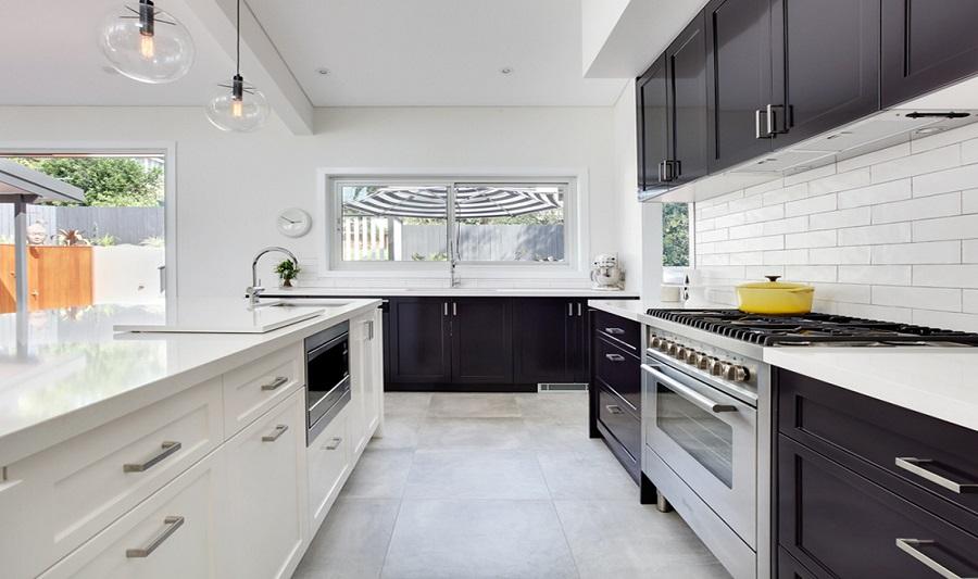 Nice New Kitchen Collaroy Northern Beaches