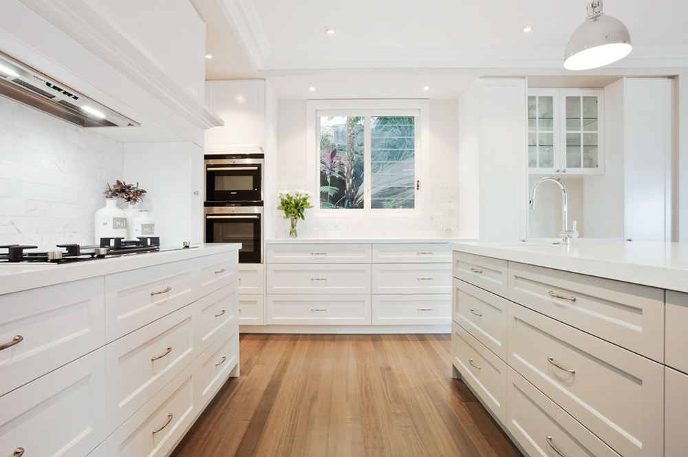 Hampton Kitchen Style Collaroy Northern Beaches