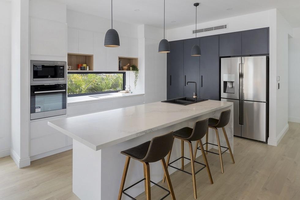 New Kitchen Design Installation Manly CTI Kitchens Designer Classy Kitchen Design And Installation