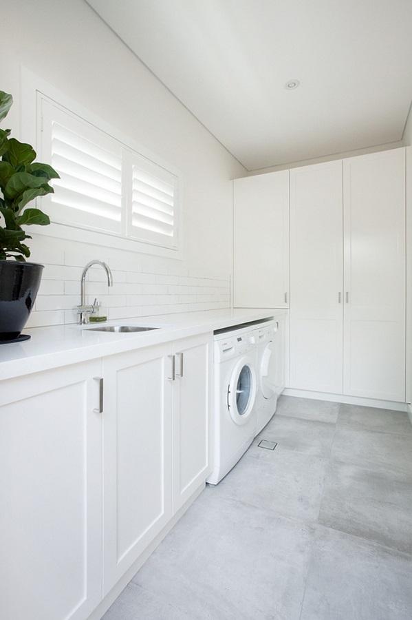 Laundry Renovations Northern Beaches Custom Designed