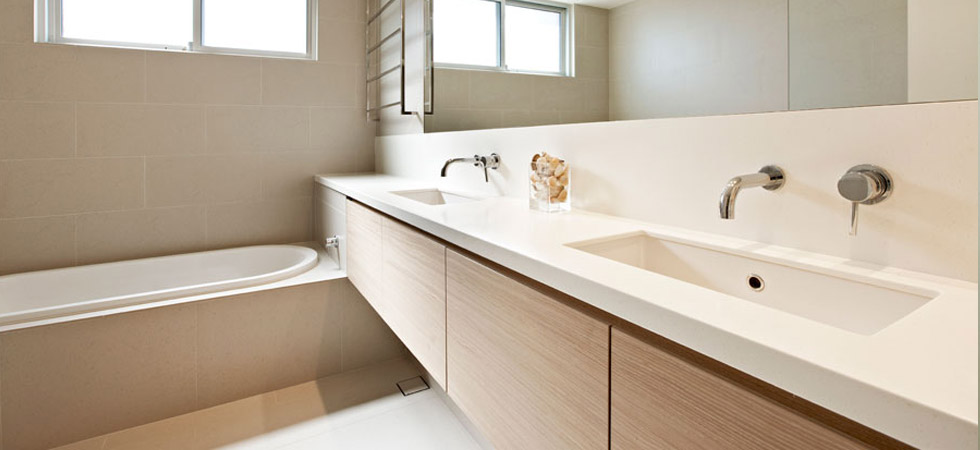 bathroom vanity design northern beaches