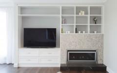 Fireplace & TV unit Collaroy (1)