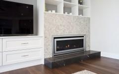 Fireplace & TV unit Collaroy Northern Beaches