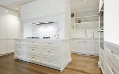 Collaroy kitchen incorporating butler's pantry