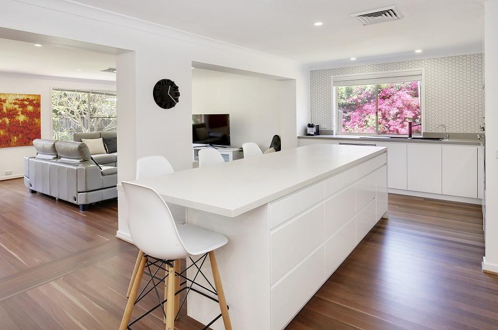 Kitchen design and installation Collaroy